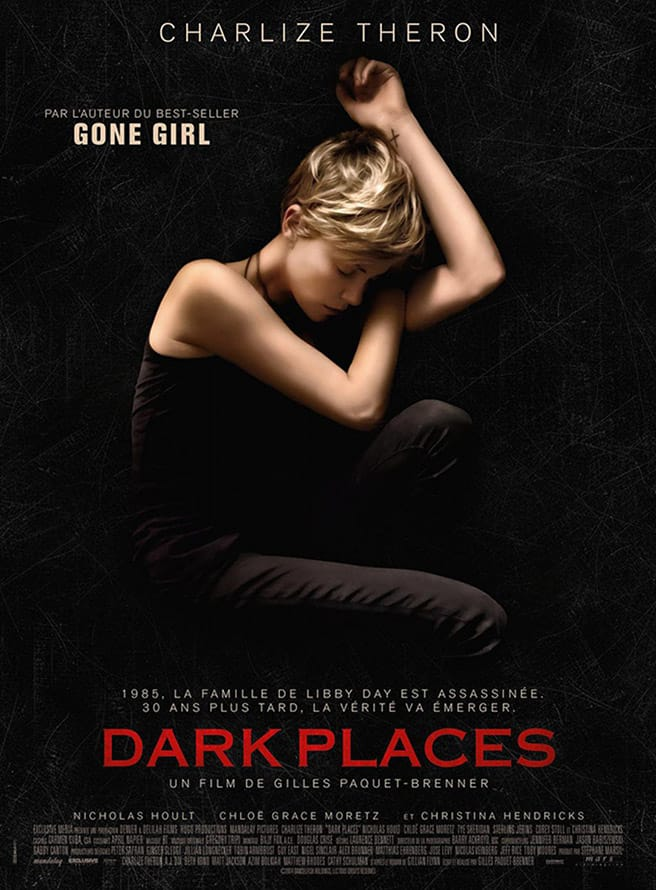 dark places poster - Dark Places - International One-Sheet Laid Down!