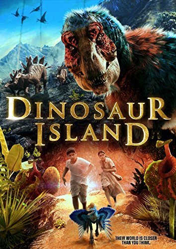 dinosaur island - Dinosaur Island - Fangs and Feathers Fly This May