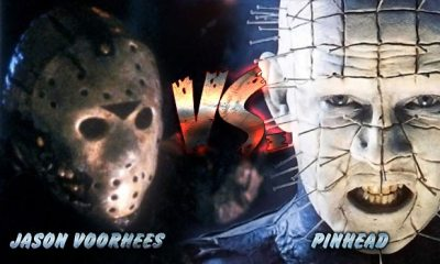 jason vs pinhead - March Maniac Madness: Round 2 - Jason VS Pinhead