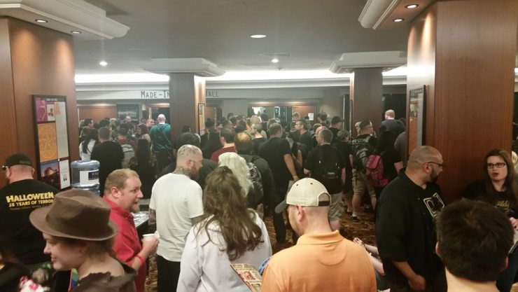Frightmare 1 - Event Report: Texas Frightmare Weekend 2015
