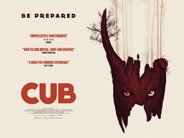 CUB Quad Art 1024x768 - Cub Opens in the UK and Ireland 31 July; DVD Follows 3 August