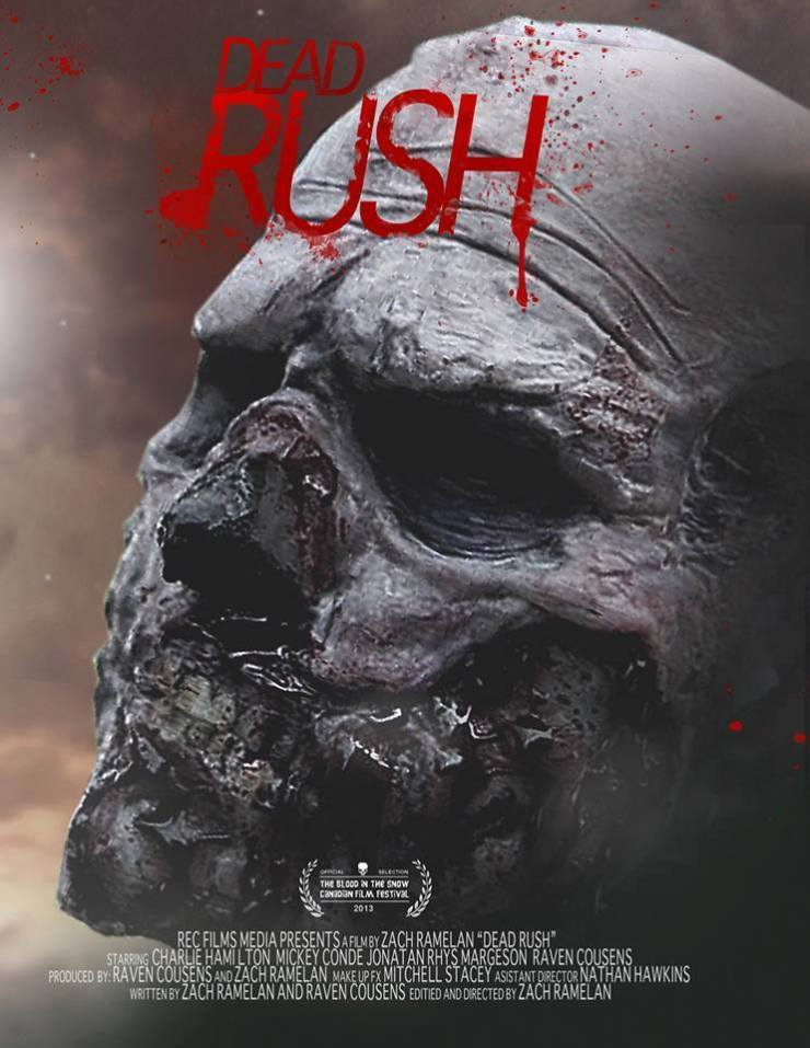 DEAD RUSH - Dead Rush Goes Feature Length - First Zombieworld Success Story!