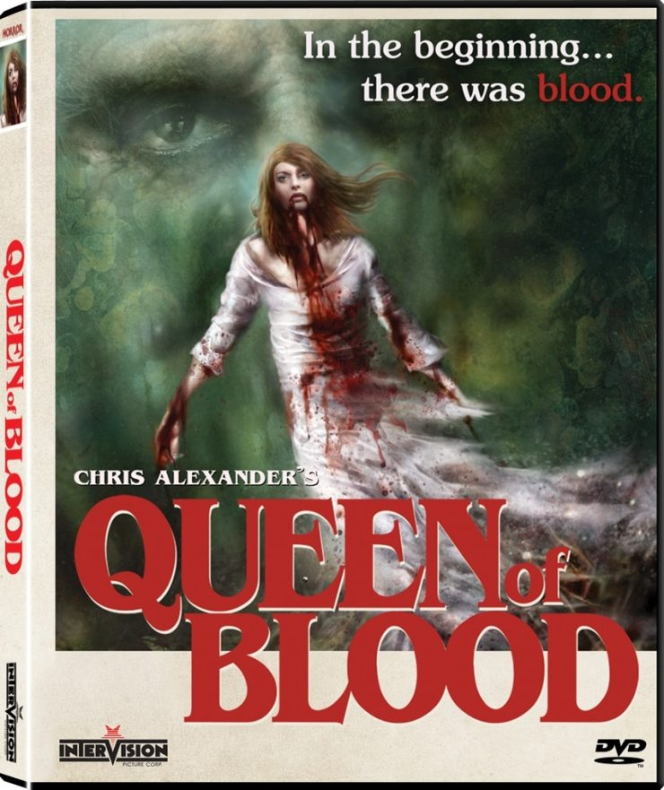Queen of Blood DVD - Chris Alexander's Queen of Blood Hits Blu-ray and DVD This September