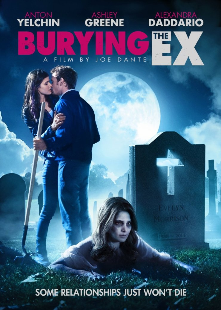 burying the ex - Burying the Ex at Home