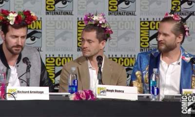 hannibal sdcc15panel - #SDCC15: Full Hannibal Panel Now Available for Viewing