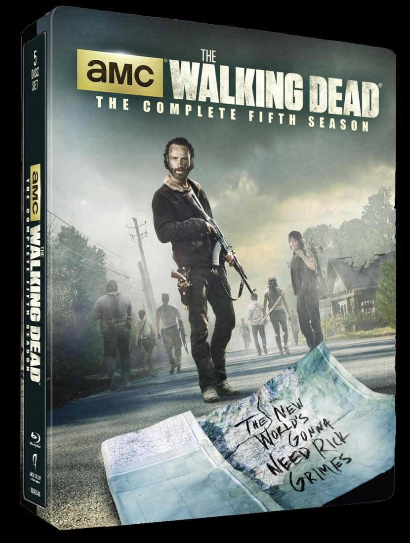 Walking Dead Season 5 Target