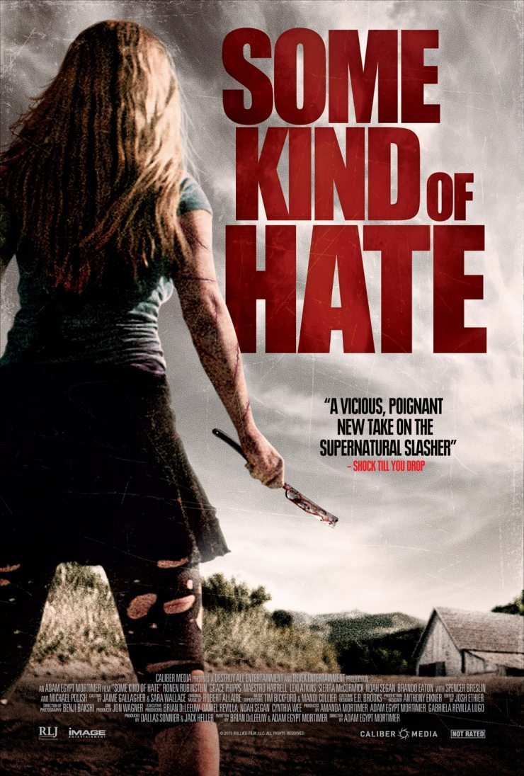 some kind of hate - Grace Phipps Talks Some Kind of Hate