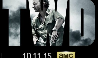 TWD S6 Key Art - Xander Berkeley Joins The Walking Dead as Antagonistic Villain
