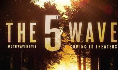 The 5th Wave poster 1 - Official Trailer for The 5th Wave Comes Crashing In