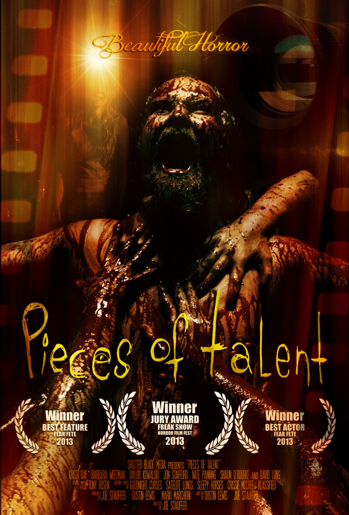 Pieces of Talent poster