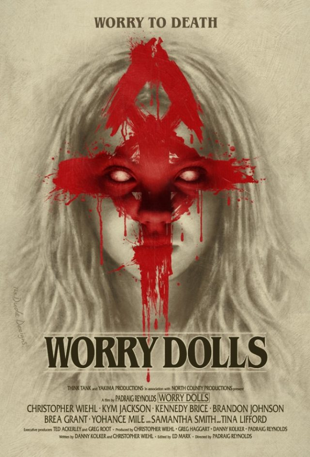 Worry Dolls Poster - Cannes 2016: Jinga Secures Distro for Last Girl Standing, Worry Dolls, and The Lesson