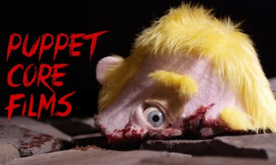 10 puppetcore films - Puppetcore Films' Frank & Zed Close to Doubling its Goal; New Exclusive Photos!