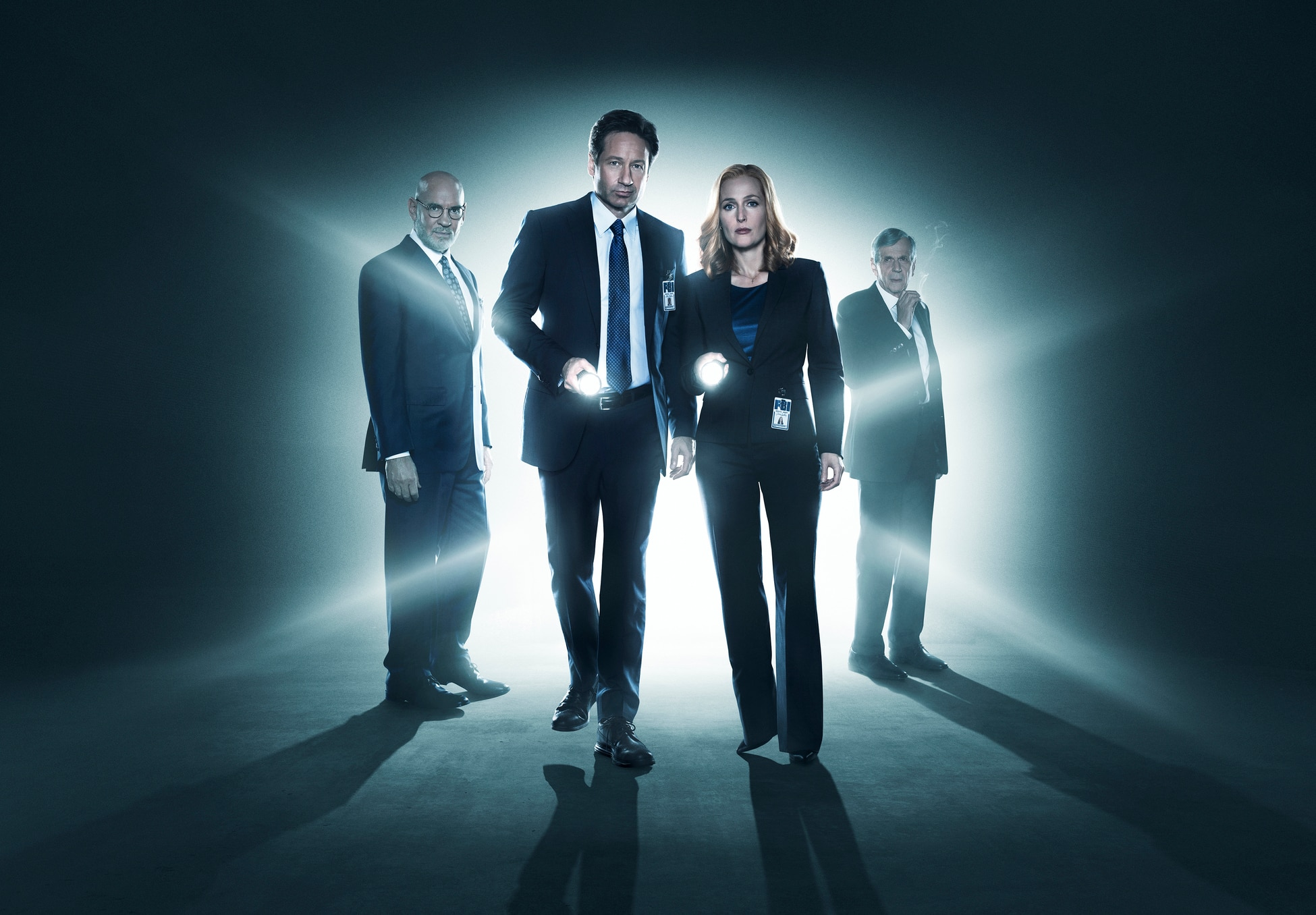 The X-Files - Clips Blow-Out, UFO Landing in LA, and More Promos