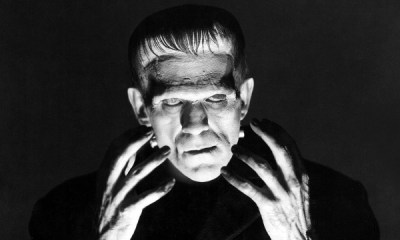 frankenstein e1447656711828 - Ever Wanted Frankenstein, War of the Worlds, or Dracula on Your Fingernails?