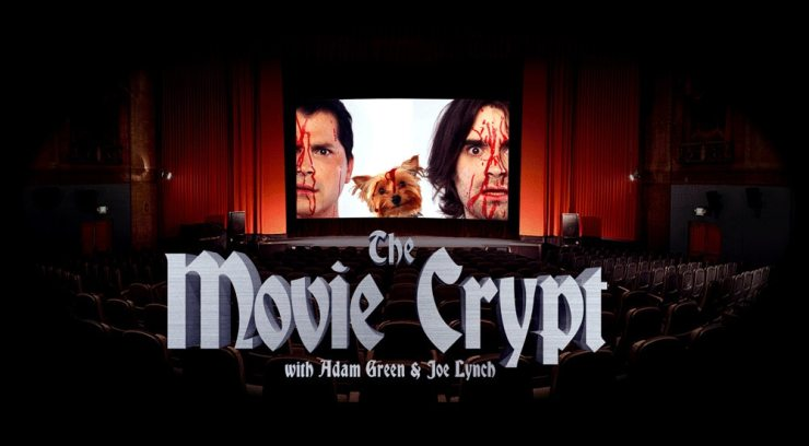 the movie crypt - This Week's Movie Crypt Podcast Tackles Real Demons