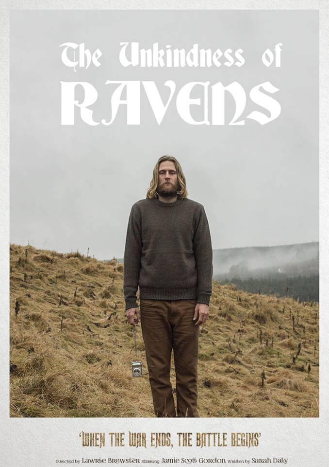 The Unkindness of Ravens Poster - The Unkindness of Ravens Now the Highest Funded British Horror Film in Kickstarter History