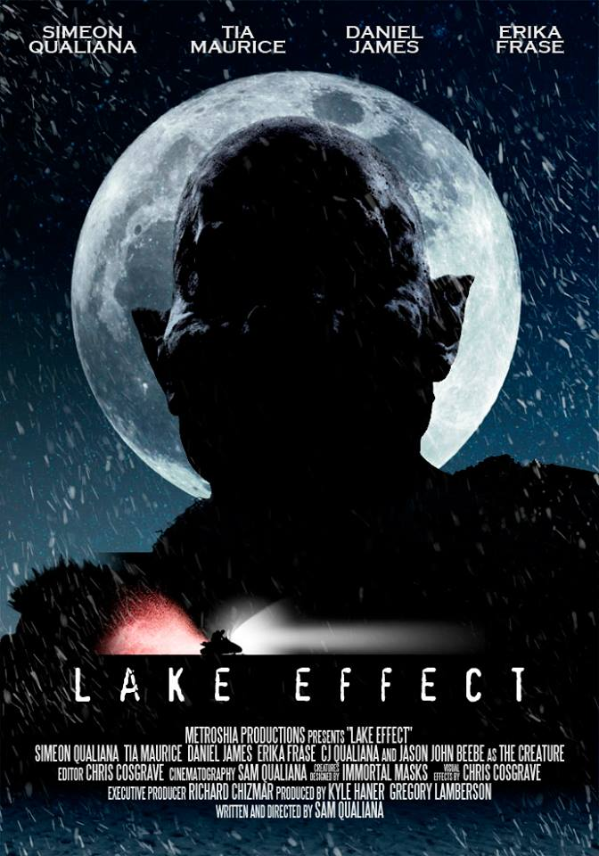 Lake Effect teaser poster - It's a Wrap for Lake Effect - New Stills!