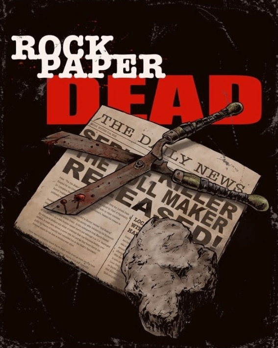 Rock Paper Dead Image - Rock Paper Dead Hoping to Spawn Companion Series