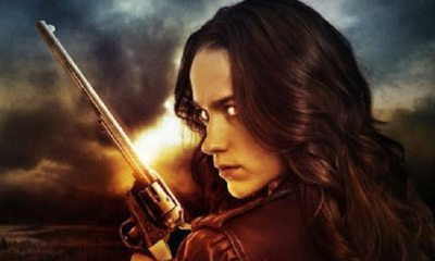 earp - Wynonna Earp Coming to Syfy in April; First TV Spot Arrives