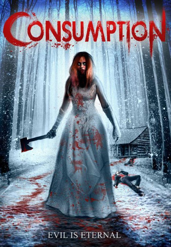 consumption - Consumption Bleeds Out a New Poster and Trailer Ahead of Summer Release