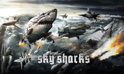 Sky Sharks 1 - Exclusive: Director Marc Fehse Talks Sky Sharks
