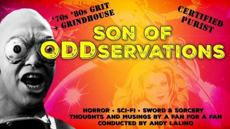 Son of Oddservations DC - Son of Oddservations - Collectible First Issue!