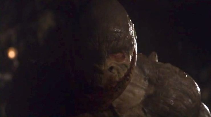 creature - 5 Horror Endings that Made Us All Want to Vomit