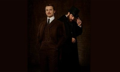 timeaftertime - See the Trailer for Kevin Williamson's Time After Time on ABC