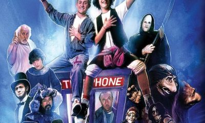 bill and ted - Shout Factory Unveils Bill & Ted's Most Excellent Blu-ray Collection; Exclusive Action Figure!