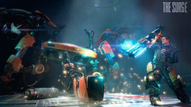 thesurge 01 1024x576 - E3 2016: The Surge Brings Exo-Suits, Giant Mechs, and Action... Oh My!