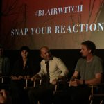 BW Premiere 7 - #SDCC16: Blair Witch Premiere Coverage - WATCH THE Q&A NOW!