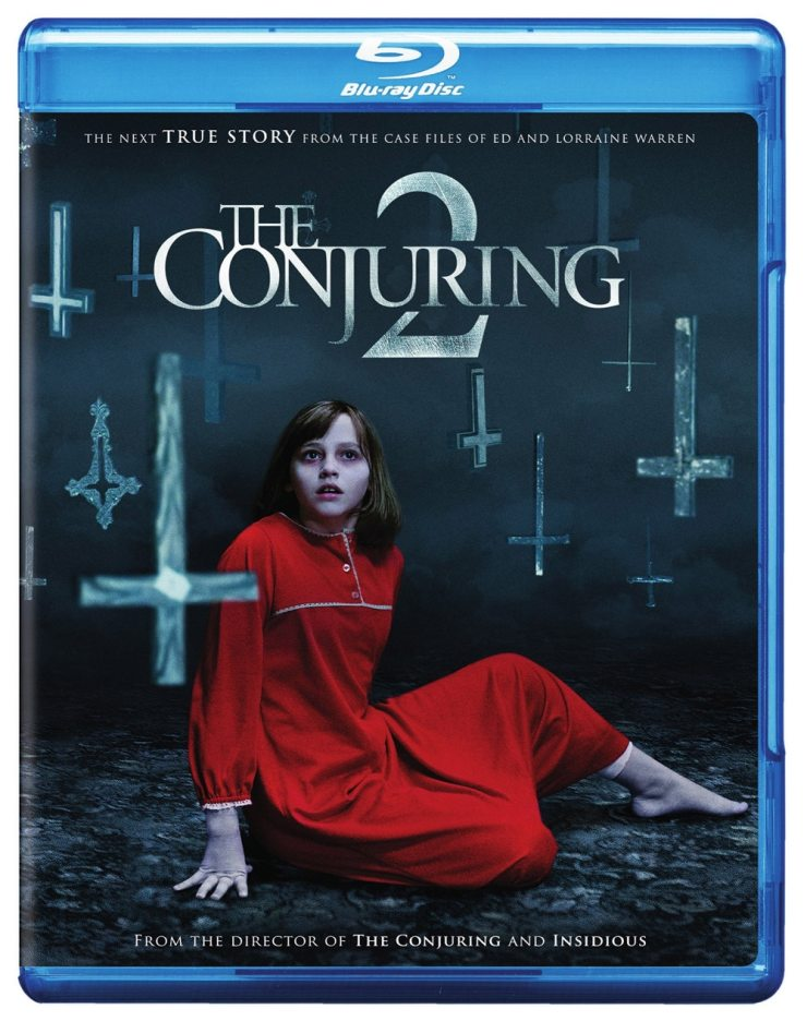 Conjuring 2 - The Conjuring 2 Comes Home in September