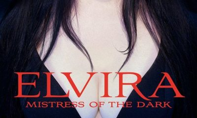 Elvira Book coverfinal s - #SDCC16: Elvira, Mistress of the Dark Photo Book Coming in October; Elvira to Appear at the Show!