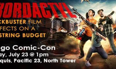 Terrordactyl 1 - #SDCC16: Terrordactyl Swoops Down on Comic-Con and VOD