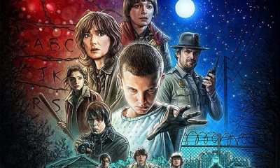 stranger things homages - Invada Records Announces Stranger Things Vinyl Boxset
