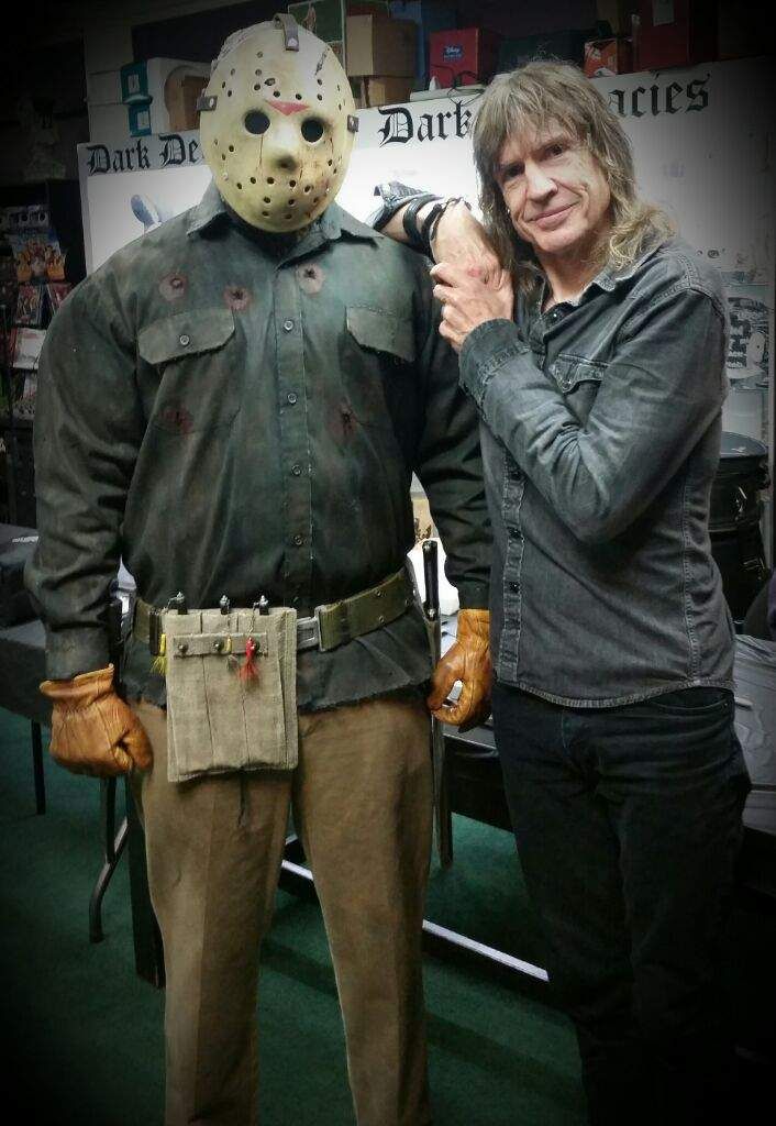 Jason - Friday the 13th Part VI: Jason Lives - 30th Anniversary Interview with Director Tom McLoughlin