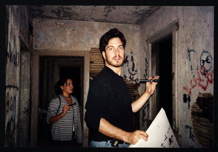 Parrhouse reno - The Making of The Blair Witch Project: Part 3 - Doom Woods Preppers