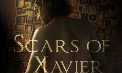 Scars of Xavier Poster s - New Teaser and Poster Reveal the Scars of Xavier