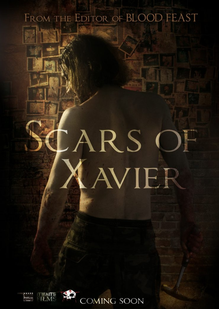 Scars of Xavier Poster - Exclusive: Scars of Xavier Trailer Debut