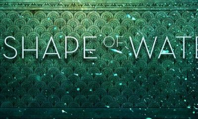 Shape of Water Logo - Guillermo del Toro's The Shape of Water Coming to Theaters This Winter