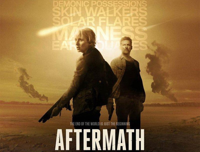 Supernatural Creatures Rise in the Trailer for Syfy's Aftermath