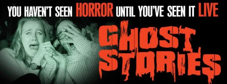 ghost stories - Ghost Stories Set to Be Told at the End of October