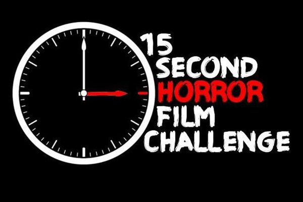 15 second thumb - Celebrity Judges Announced for 15 Second Horror Film Challenge 2016