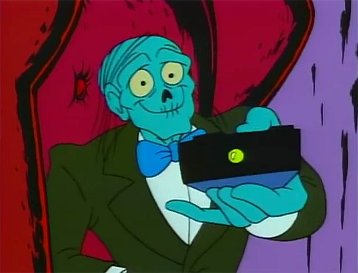 cartoon monsters tales from the cryptkeeper - My Favorite Cartoon Monsters: Part 1!
