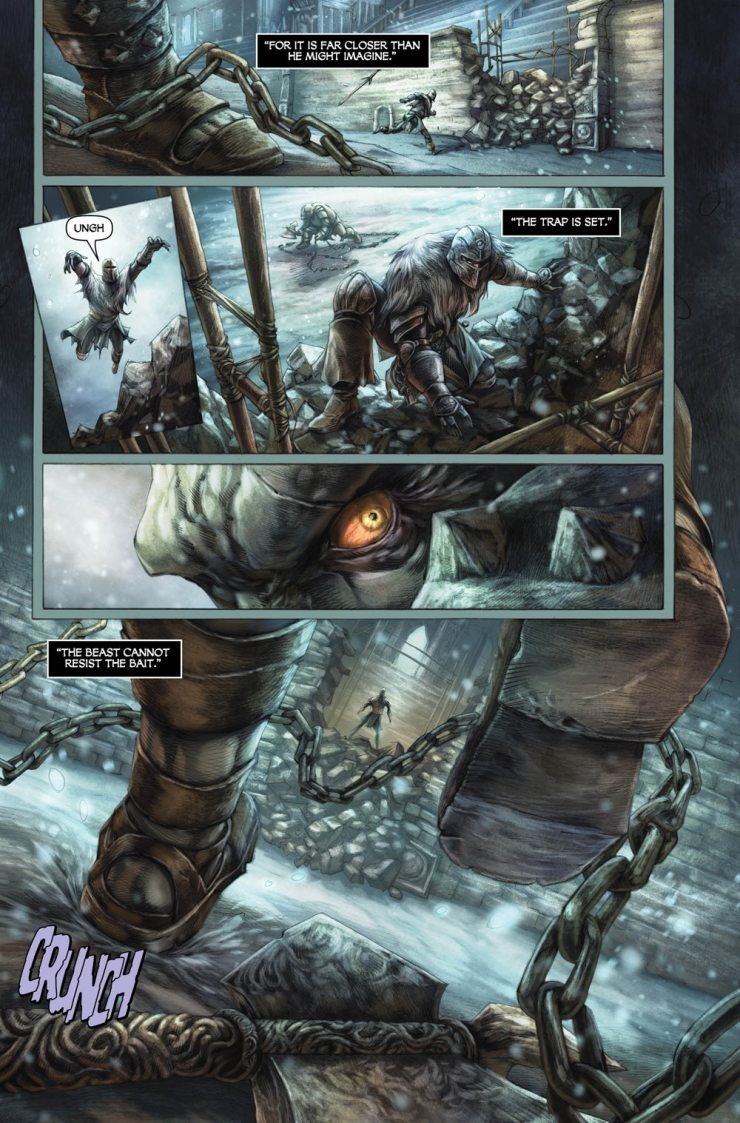 Titan\'s Nightmare Before Christmas: Day 6 - Preview of Dark Souls ...