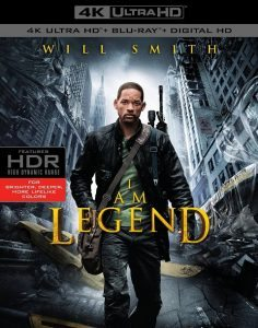 I Am Legend 2007 236x300 - DVD and Blu-ray Releases: December 6, 2016