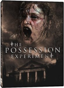 Possession Experiment The 2016 219x300 - DVD and Blu-ray Releases: December 6, 2016