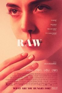 RAW ONESHEET 203x300 - DC Horror Oscars: Horror Movies That Deserved Academy Award Nominations