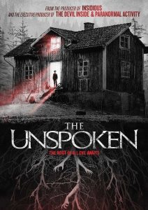 Unspoken The 2016 212x300 - DVD and Blu-ray Releases: December 6, 2016