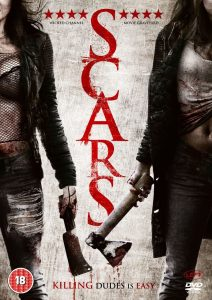 Scars UK DVD Sleeve 212x300 - Scars (UK DVD)